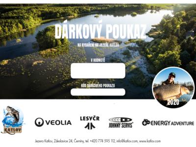 Darkový poukaz Katlov Pohan 2020 RGB