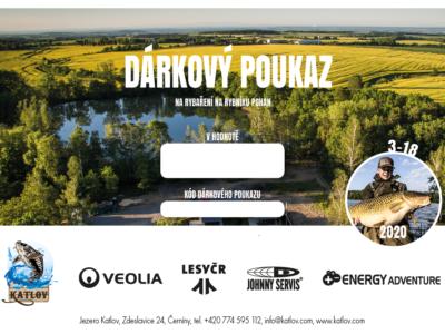 Darkový poukaz Katlov Pohan 2020 RGB5