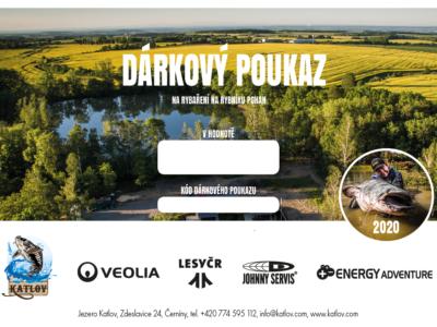 Darkový poukaz Katlov Pohan 2020 RGB7